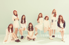Lovelyz Lovelinus group photo