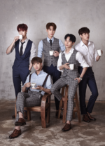 KNK Gravity, Completed group promo photo