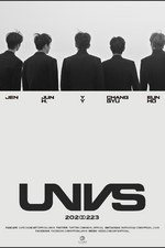 UNVS Timeless debut poster