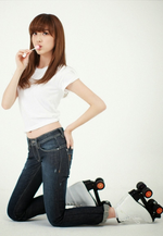 Girls' Generation Jessica Gee Promotional photo
