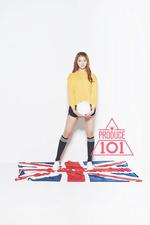 Nayoung Produce 101 Promo 5