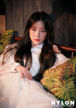 (G)I-DLE Shuhua NYLON August 2018 photo
