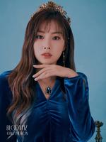 IZONE Kang Hye Won Bloom IZ concept photo 2