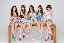 MINX Love Shake group photo