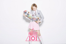 Produce 101 Lim Hyo Sun promo photo (5)