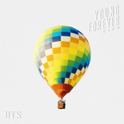 BTS Young Forever cover