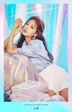 Lovelyz Jeong Ye In Heal concept photo 2