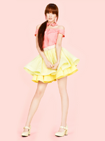 After School Juyeon Lady Luck - Dilly Dally concept photo