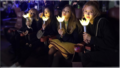 BLACKPINK at BIGBANG concert with their torches.PNG