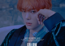 MONSTA X Minhyuk Follow Find You concept photo 3