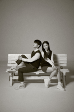 Paul Kim & Chung Ha Loveship promo photo 3