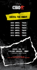 Stray Kids Go Live unveil tracks schedule