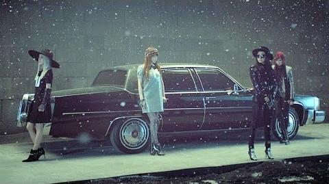 2NE1 - 그리워해요 (MISSING YOU) M V