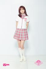 An Yu Jin Produce 48 promo photo (3)