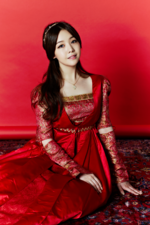 Girl's Day Minah Love promo photo