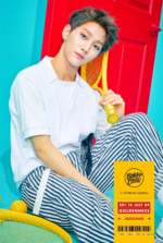 Golden Child Joo Chan Goldeness promo photo