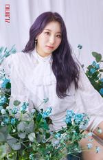 IZONE Lee Chae Yeon COLORIZ promo photo 3