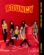 Rocket Punch Red Punch group concept photo