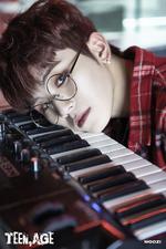 SEVENTEEN Woozi Teen Age promo photo