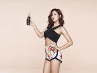 SISTAR Soyou Touch N Move promo photo