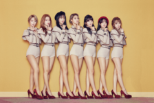 AOA Excuse Me promotional photo