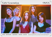 Girls' Generation-Oh!GG Lil' Touch group promo photo (2)