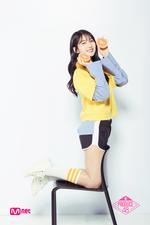 Kim Si Hyun Produce 48 concept photo 2