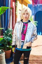 Newkidd debut single album Hwi concept photo