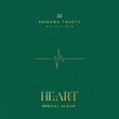 SHINHWA Heart digital album cover