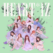 IZONE Heart IZ cover art
