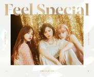 TWICE Jeongyeon Mina Sana Feel Special concept photo