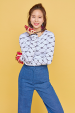 TWICE Mina What is Love? promotional photo