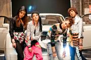 2NE1 Fire promo photo 1