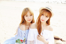 CocoSori Japanese debut photo