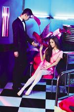 Girls' Generation Jessica Mr.Mr. promo photo 1