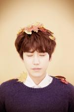 Kyuhyun At Gwanghwamun promo photo