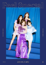 TWICE Nayeon Mina Jihyo Jeongyeon Feel Special concept photo