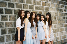 GFRIEND Rainbow promotional photo