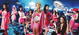 Girls' Generation Mr.Mr. promotional photo