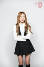 MIXNINE Kang Sihyeon promo photo 1