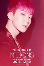 WINNER Millions Hoony teaser photo