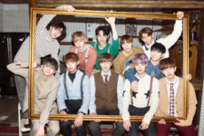 Wanna One Nothing Without You group photo