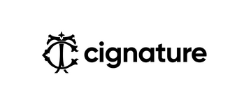 Cignature Offical Logo Horizontal Version