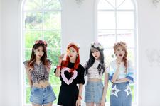 Nine Muses Love City group promo photo