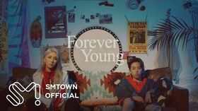 GIANT PINK 자이언트핑크 'Forever Young (Feat