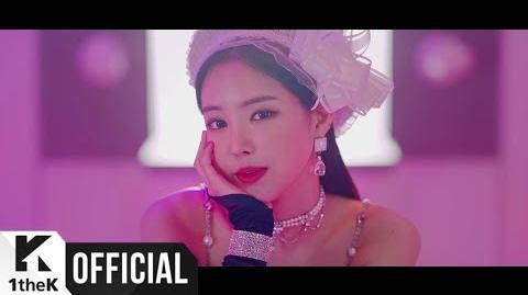 MV Apink(에이핑크)%%(Eung Eung(응응))