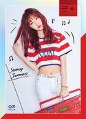 GFriend Sunny Summer Yuju