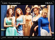 Girls Generation-OhGG Lil Touch Group 2