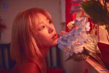 Mamamoo Blue;s Wheein Teaser 2