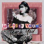 Tiffany Teach You Album Cover